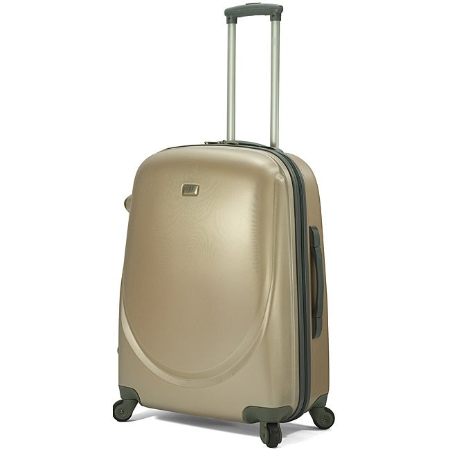 Bossana Gold 20-inch Hardside Carry-On Spinner Upright - Thumbnail 0