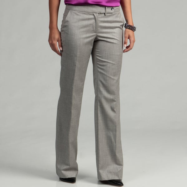 Calvin Klein Women's Polished Granite Pants