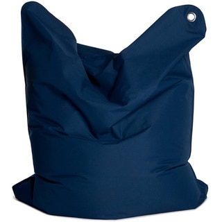 Sitting Bull 'The Bull' Dark Blue Adult Bean Bag Chair