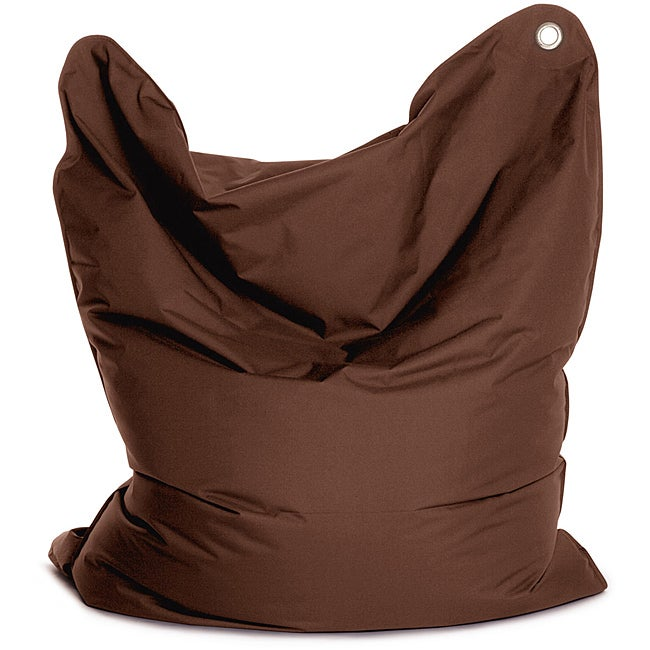 Sitting Bull 'The Bull' Brown Bean Bag Chair