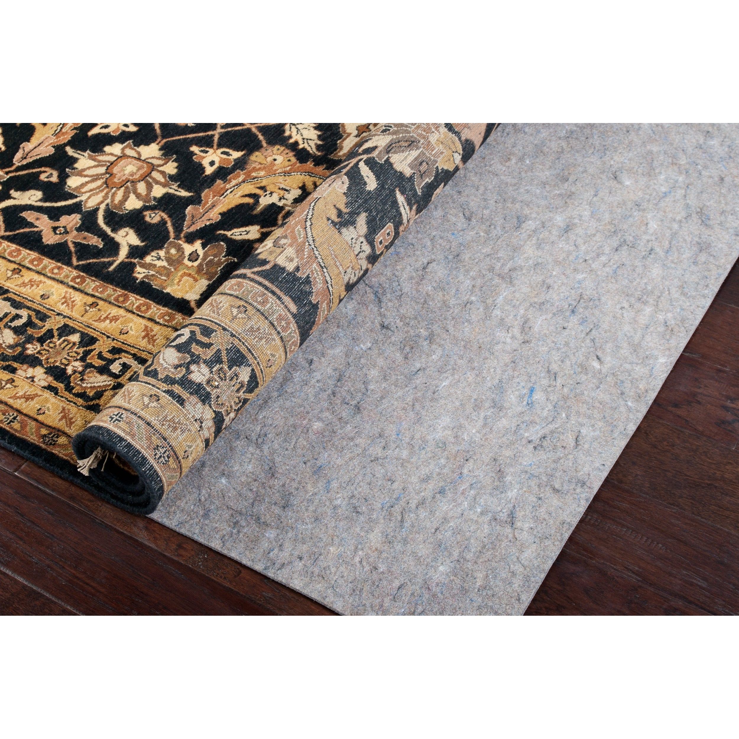 superior reversible felt rug pad (7'10 x 10'10) - free shipping