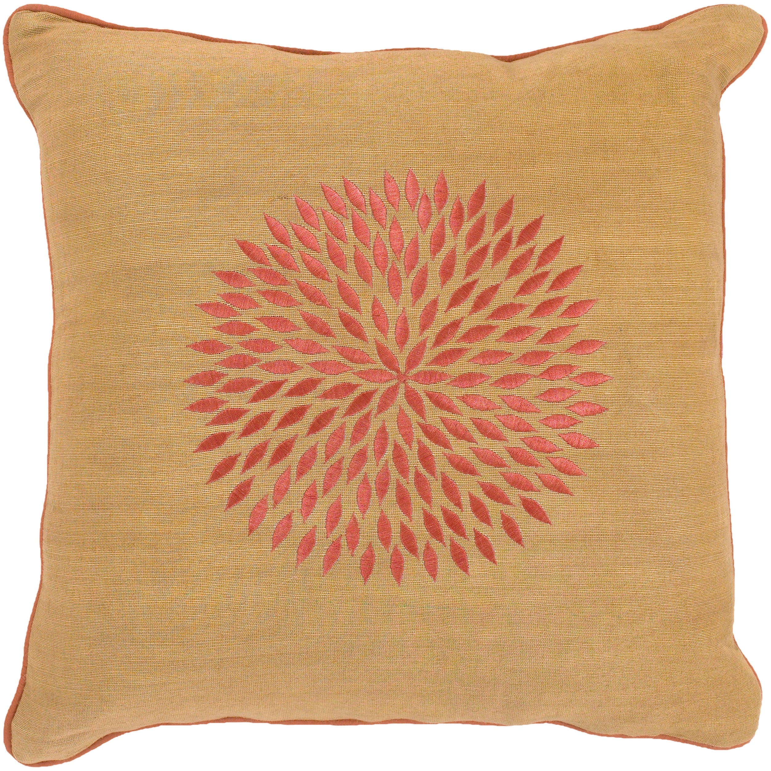Decorative Salus 22-inch Down Pillow