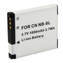 INSTEN Compatible Li-ion Battery for Canon NB-8L