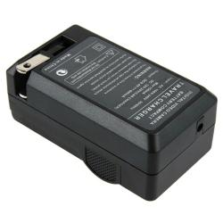 INSTEN Compact Battery Charger Set for Canon LP-E6