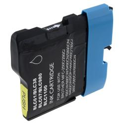 Insten Cyan Non-OEM Ink Cartridge Replacement for Brother LC65C/ LC61C