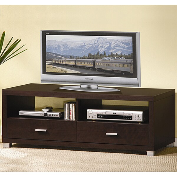 Derwent modern tv stand with drawers free shipping today