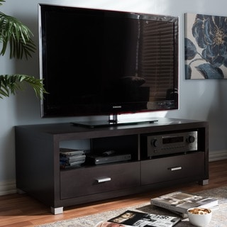 Derwent Modern TV Stand with Drawers