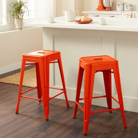 Buy Steel Counter Height 23 28 In Counter Amp Bar Stools