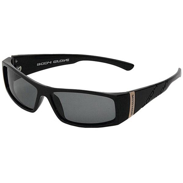 Body Glove Men's 'Salt Pond A' Polarized Sport Sunglasses