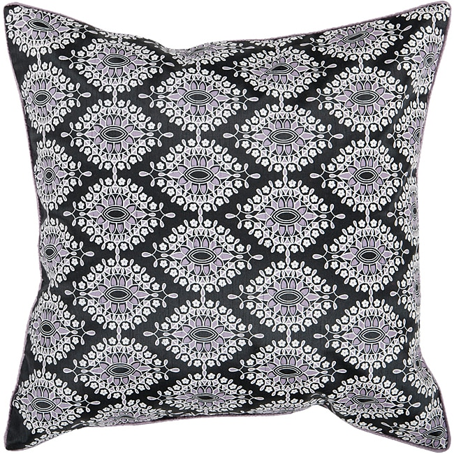 Decorative Vulcan 22-inch Down Pillow
