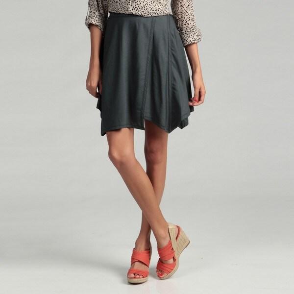 BCBG Women's Liberty Banded Waist Skirt