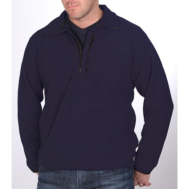 Farmall IH Men's Navy Arctic Fleece Jacket