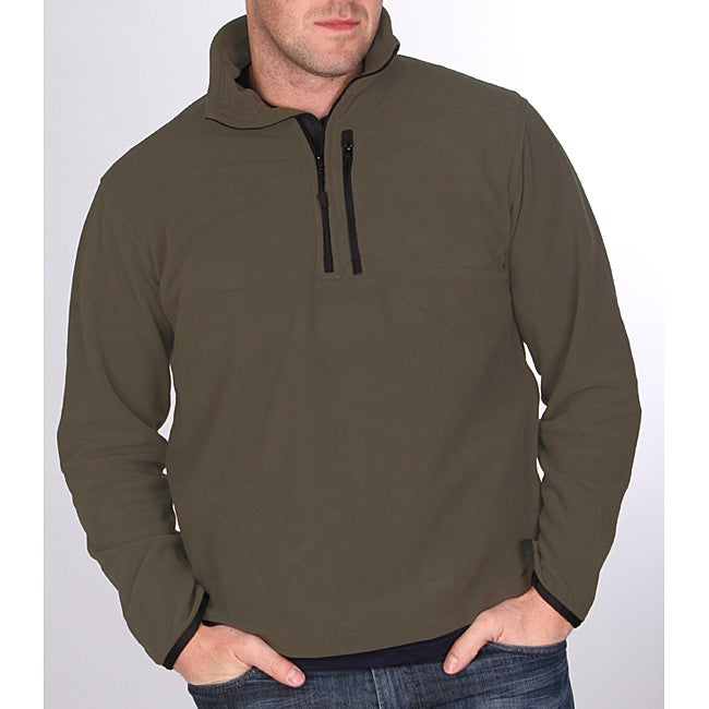 Farmall IH Men's Olive Arctic Fleece Jacket