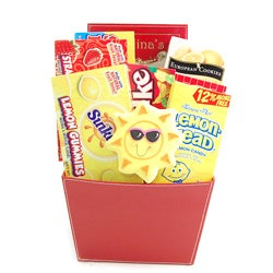Sunny Sweets Gift Basket
