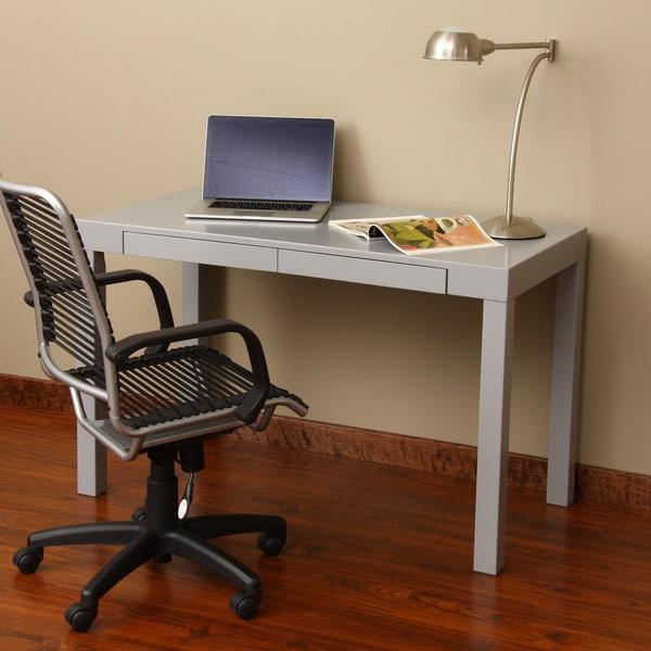 Grey Student Desk