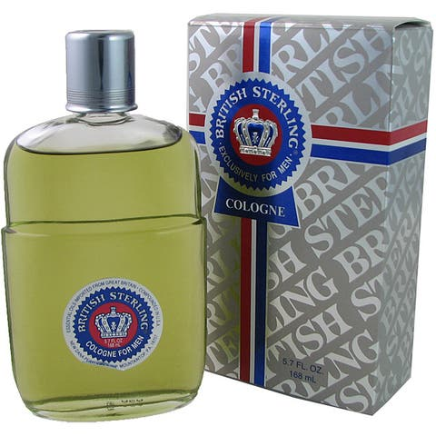 Dana British Sterling Men's 5.7-ounce Cologne Splash - Clear