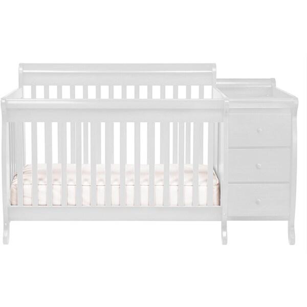 Shop Davinci White Kalani Crib And Changing Table With