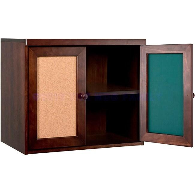 Babyletto Modo 2-door Storage Unit Cupboard in Espresso