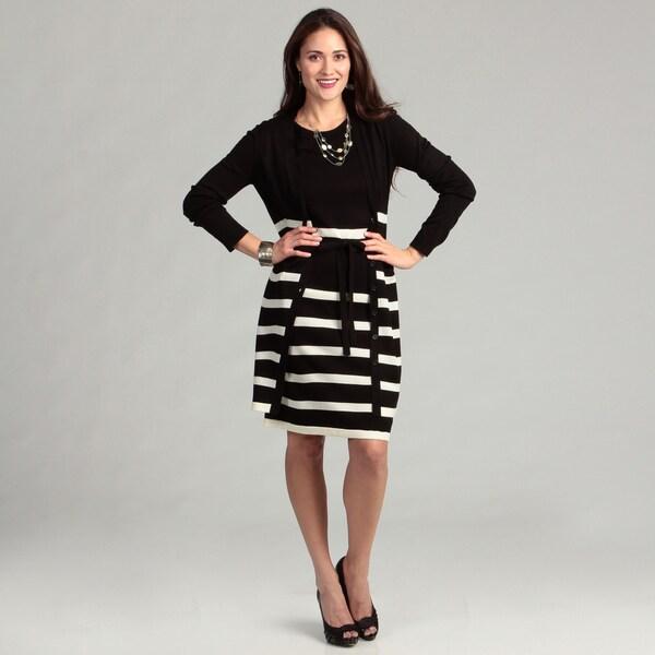 Calvin Klein Women's Dress Sweater Set
