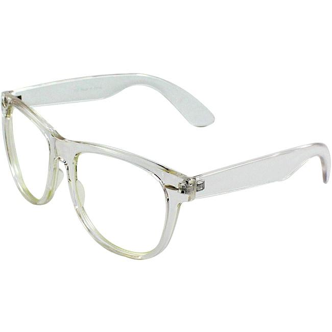 Unisex 352CLCL Clear Sunglasses