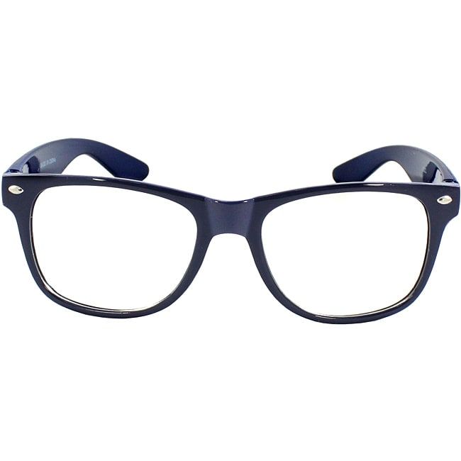 Unisex Blue Fashion Sunglasses