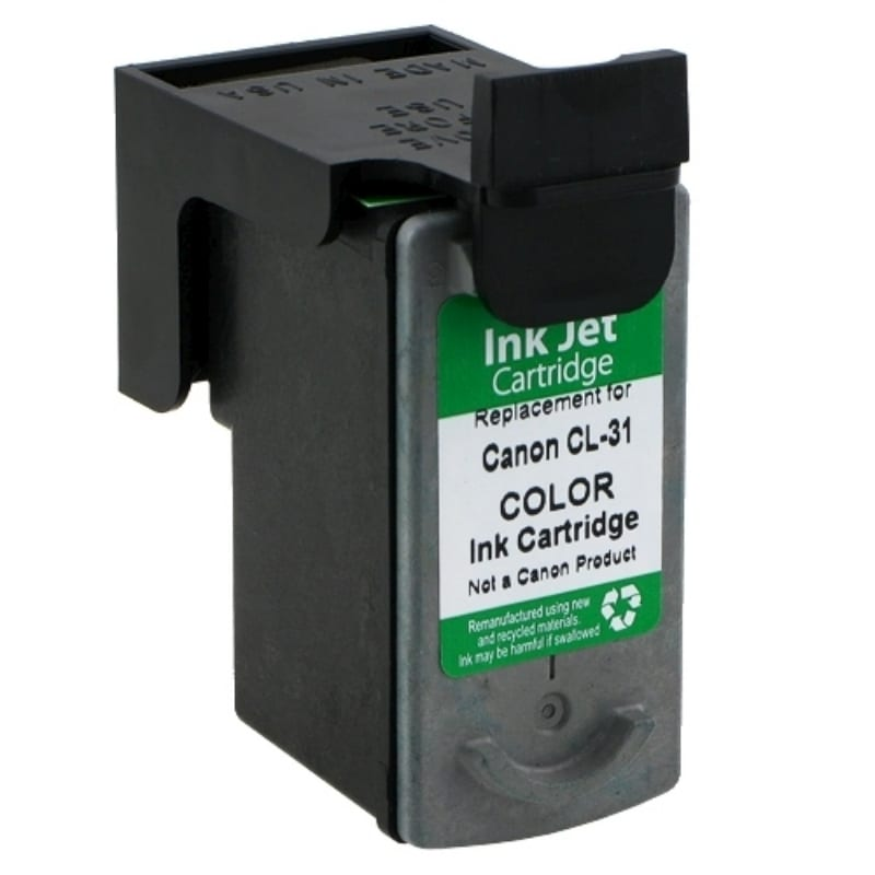 INSTEN Canon Compatible CLI-31 Color ink Cartridge