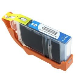 Insten Cyan Non-OEM Ink Cartridge Replacement for Canon CLI-8C/ 8 C