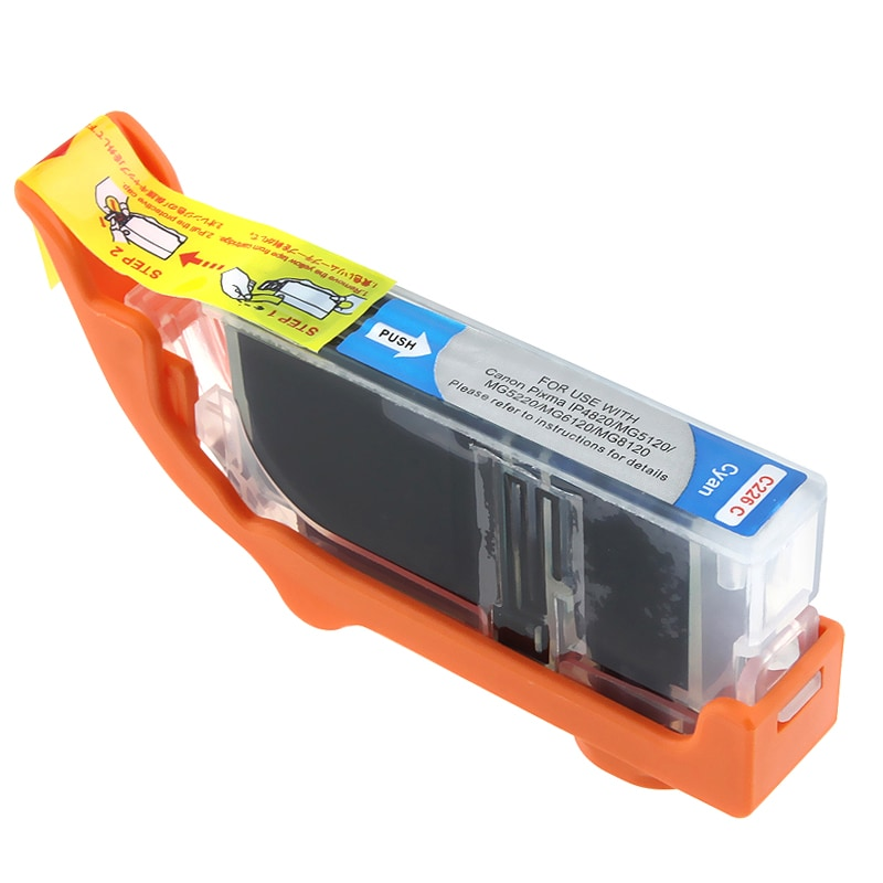 BasAcc Canon Compatible CLI-226C Cyan Ink Cartridge