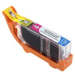 Insten Magenta Non-OEM Ink Cartridge Replacement for Canon CLI-221M/ 221 M