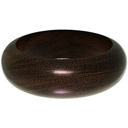 Carolina Glamour Collection Rosewood Bangle Bracelet