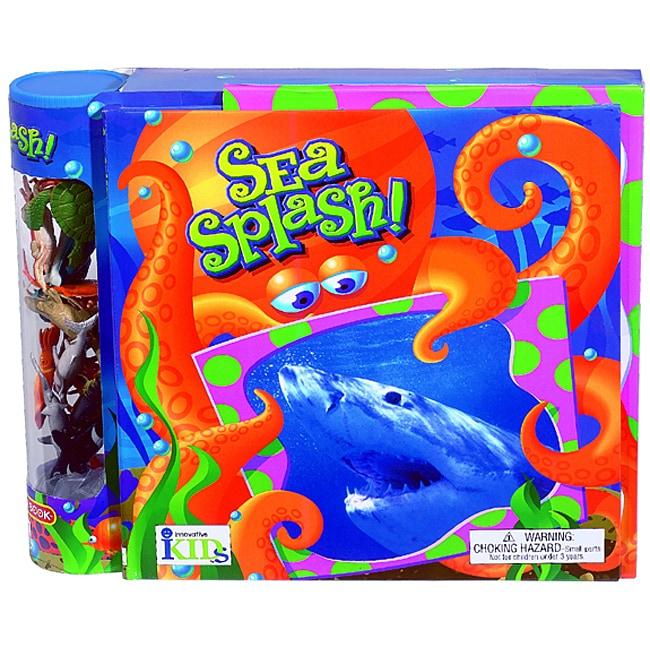 Groovy Tube Book Sea Splash