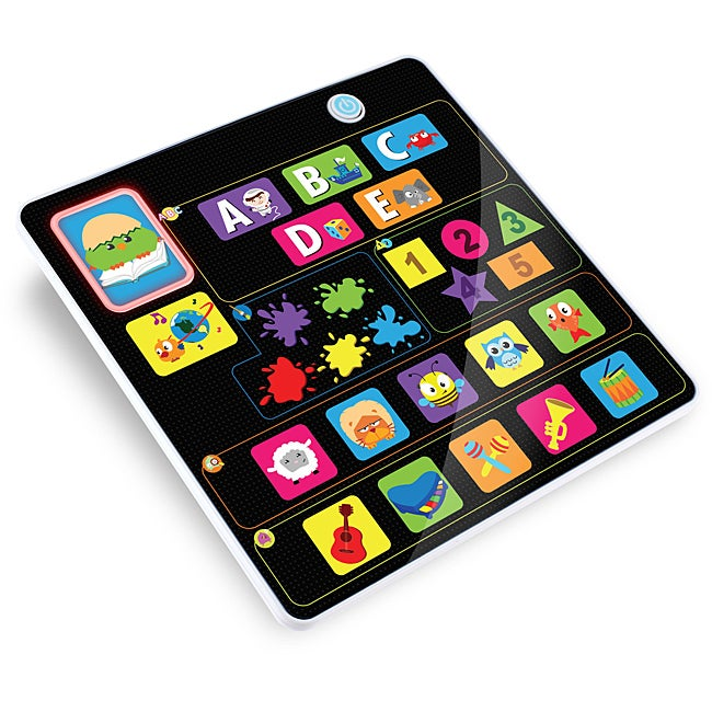 Smooth Touch Fun N Play Children's Bilingual Learning Tablet - Thumbnail 0