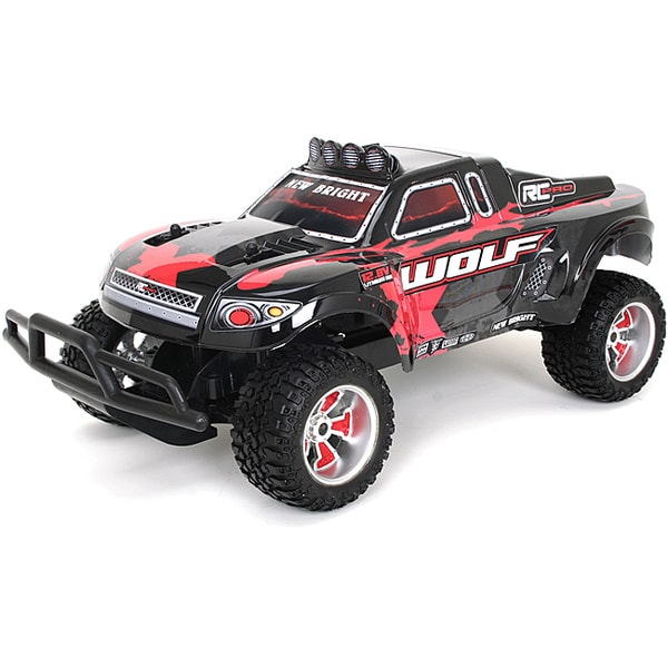 Remote Control 1:12 Scale Pro Wolf Flat Track Racer