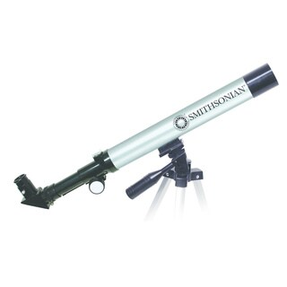 Smithsonian 40mm Refractor Telescope with Tabletop Stand