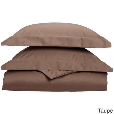 Superior 1000 Thread Count Wrinkle Resistant Cotton Blend Duvet Cover Set