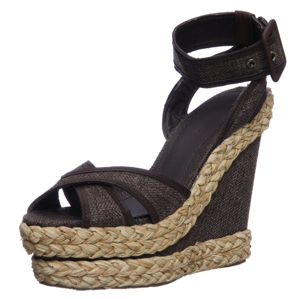 Matisse Women's 'Ipanema' Canvas Wedges FINAL SALE