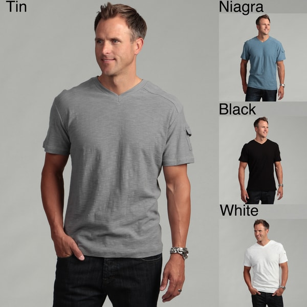 Modern Culture Men's V-neck Shirt FINAL SALE