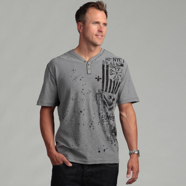 Modern Culture Men's Henley Shirt