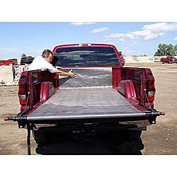 Loadhandler 2200 Poly-rolled Steel Mid-Size Pickup Truck Unloader - Thumbnail 2