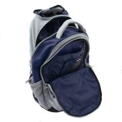Wenger Swiss Gear Blue 18-inch Rolling Carry-On Backpack - Thumbnail 2