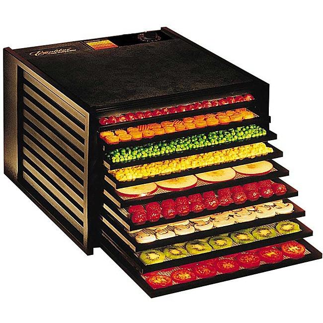 Excalibur 3900 Deluxe Series 9-tray 400-600 Watt Food Dehydrator