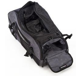 6c3f75a9e5b7 ... Thumbnail Wenger Swiss Gear Black 24-inch Polyester Rolling Sport Duffle  Bag