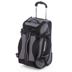 Wenger Swiss Gear 20-inch Rolling Carry-On Upright Duffel Bag ...