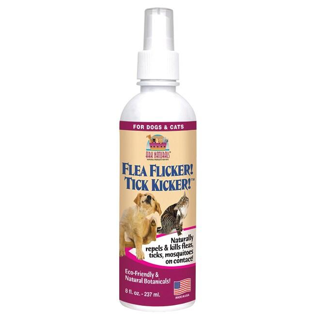 Flea Flicker Tick Kicker Spray 8 ounces
