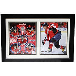 Washington Capitals Alex Ovechkin Double Photo Frame