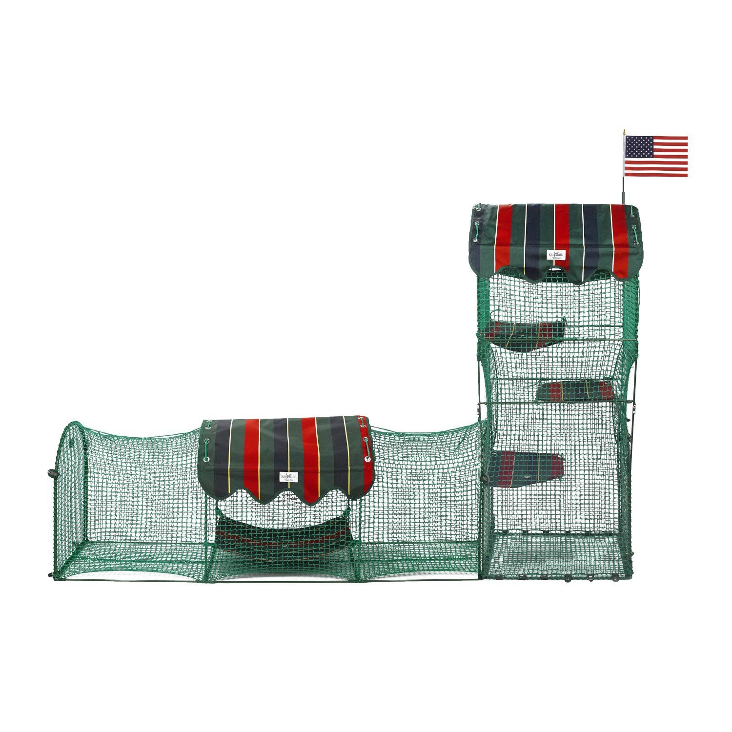 Kittywalk Town/ Country Cat Enclosure (Kitty Walk Town an...