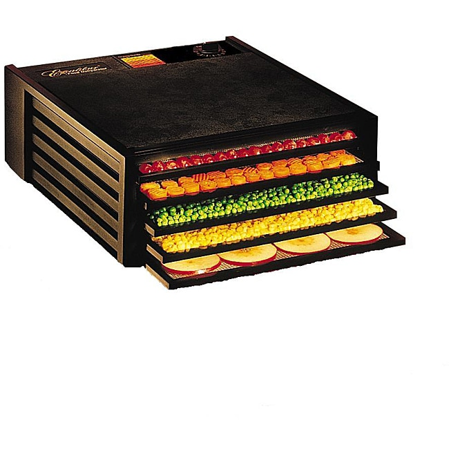 Excalibur 3500 Deluxe Series 5-tray Food Dehydrator