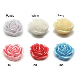 Rose Floating Candles (Case of 144)