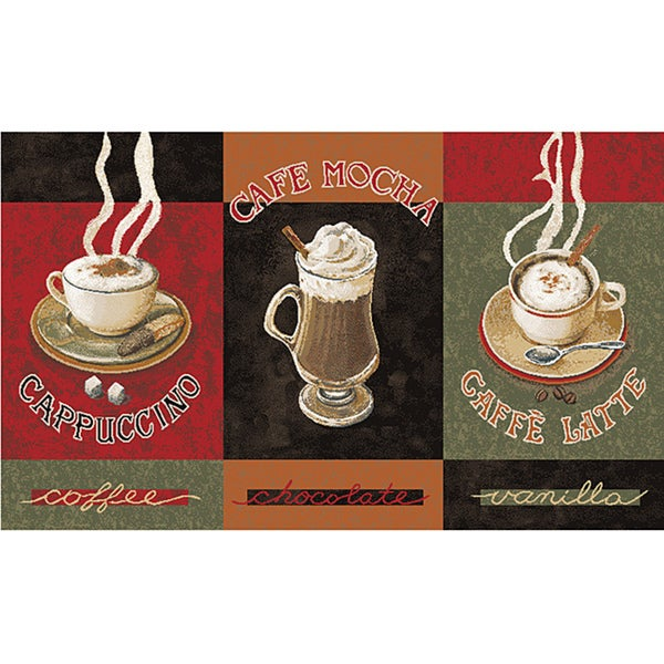 Mohawk Home New Wave Caffe Latte Primary (2'6 x 3'10)