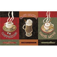 "Mohawk Home New Wave Caffe Latte Area Rug - 2' 6"" x 3' 10"""